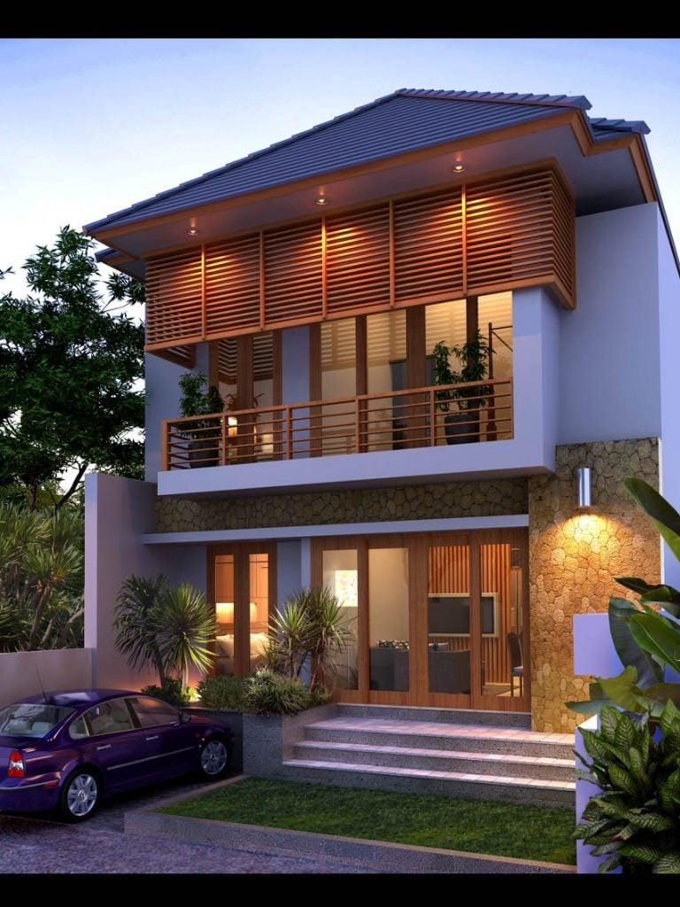 75 Trend Desain Rumah Klasik Bali Minimalis Paling Banyak di Cari