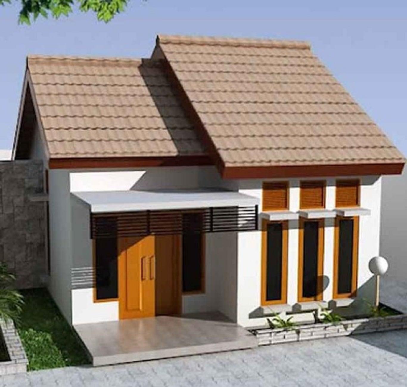 77 Gambar Desain Model Rumah Modern Di Desa Paling Terkenal Deagam Design