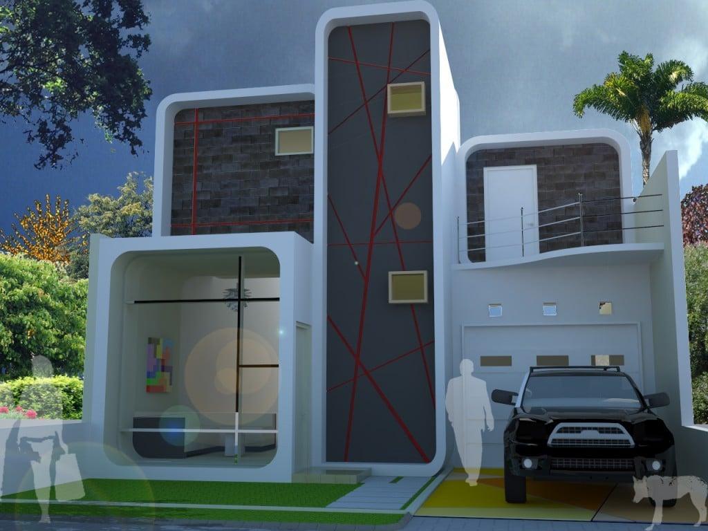 78 Arsitektur Desain Rumah Minimalis Sederhana Tapi Unik