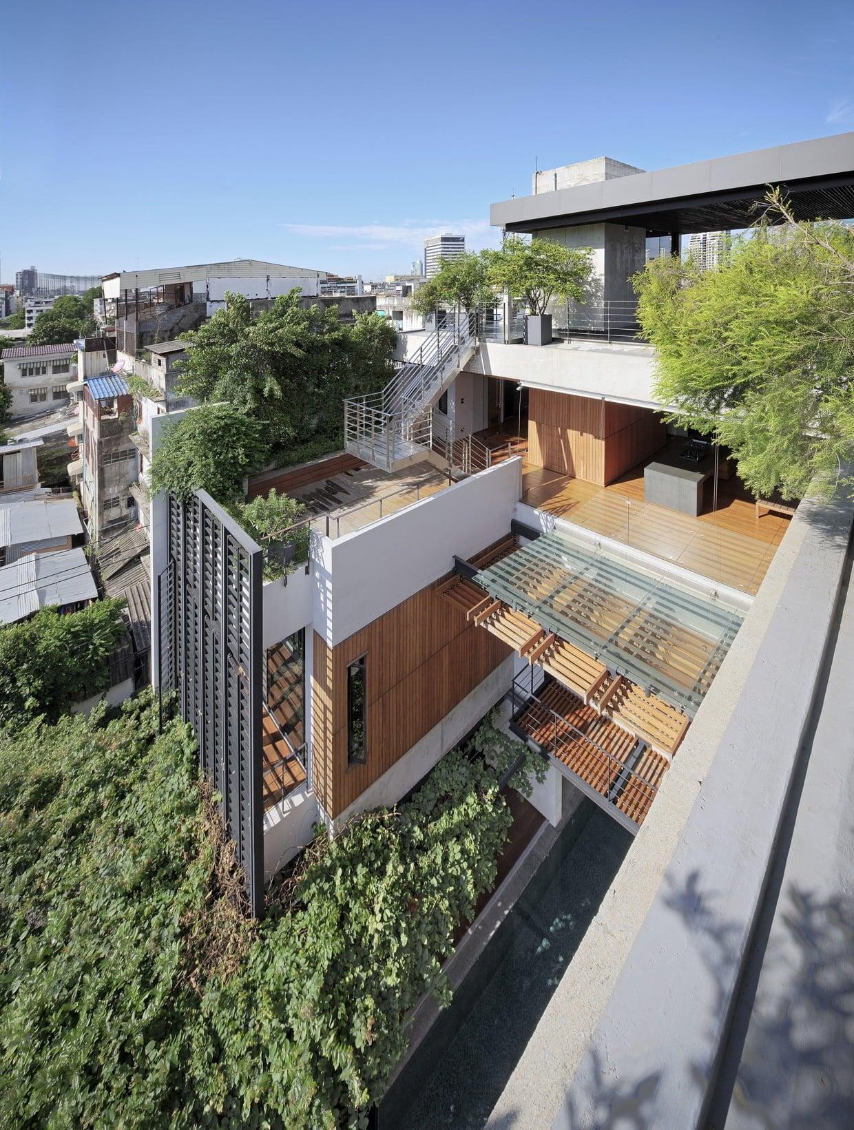 79 Foto Desain Rumah Modern Thailand Paling Banyak di Cari ...
