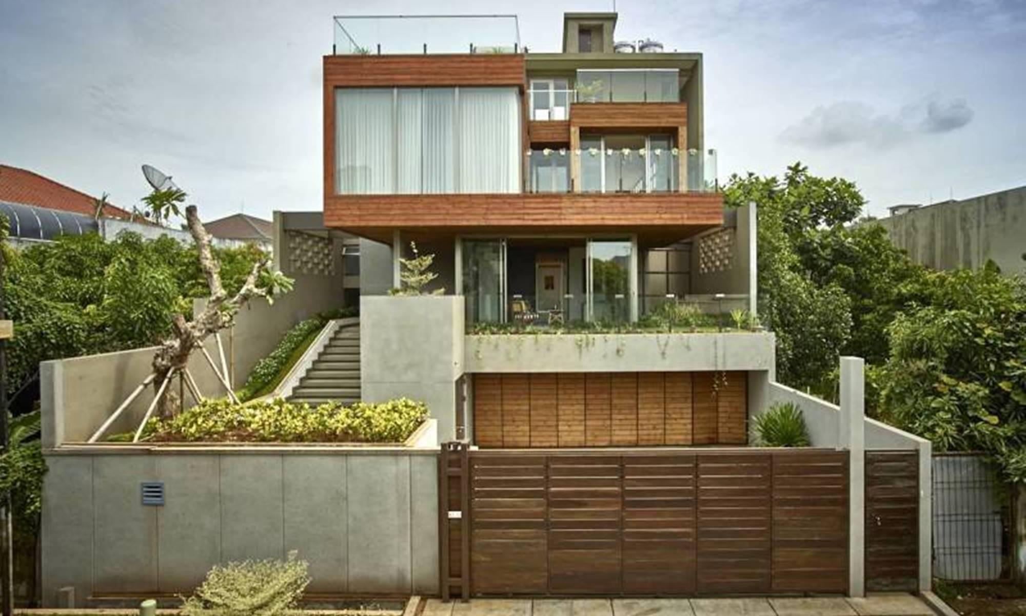 Desain Rumah Minimalis 2 Lantai Di Jepang Deagam Design