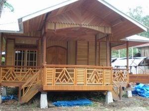 80 ide desain rumah panggung modern dari kayu istimewa