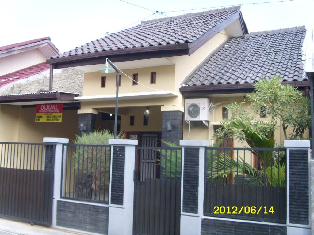 80 Ragam Desain Pagar Minimalis Rumah Type 36 Terbaru dan ...