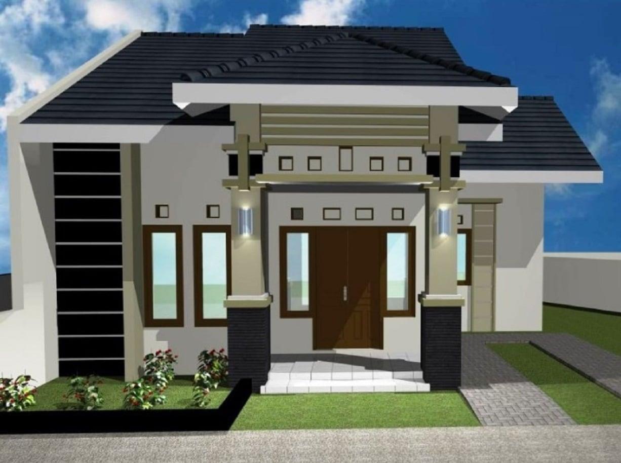 Model Rumah Minimalis Sederhana Desain Rumah Sederhana Tapi Mewah - Desain Rumah  Minimalis 4 Kamar