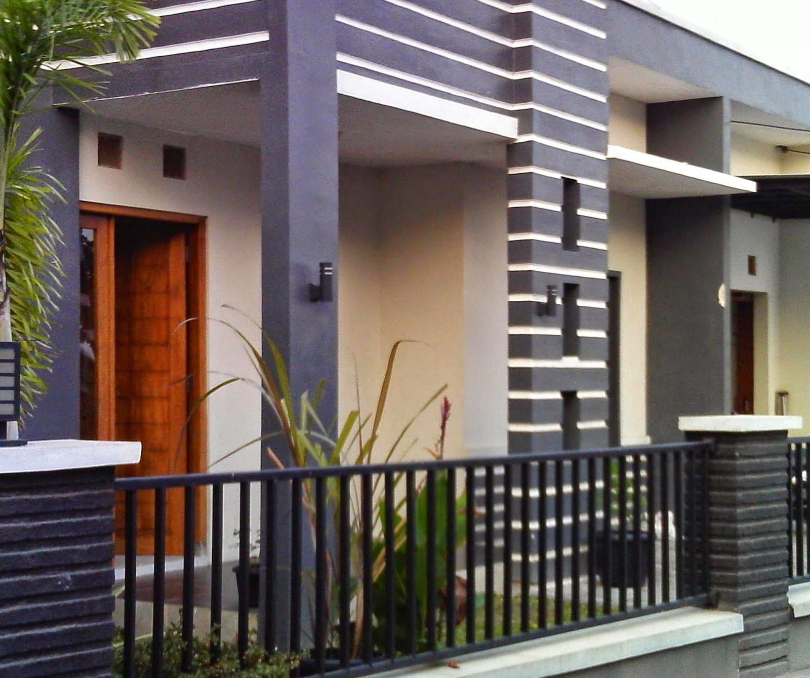 82 Ide Desain Rumah Minimalis Cor Dak Paling Populer Di Dunia Deagam Design