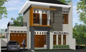 82 Trend Desain Rumah Tingkat Minimalis Modern Terbaru dan Terbaik