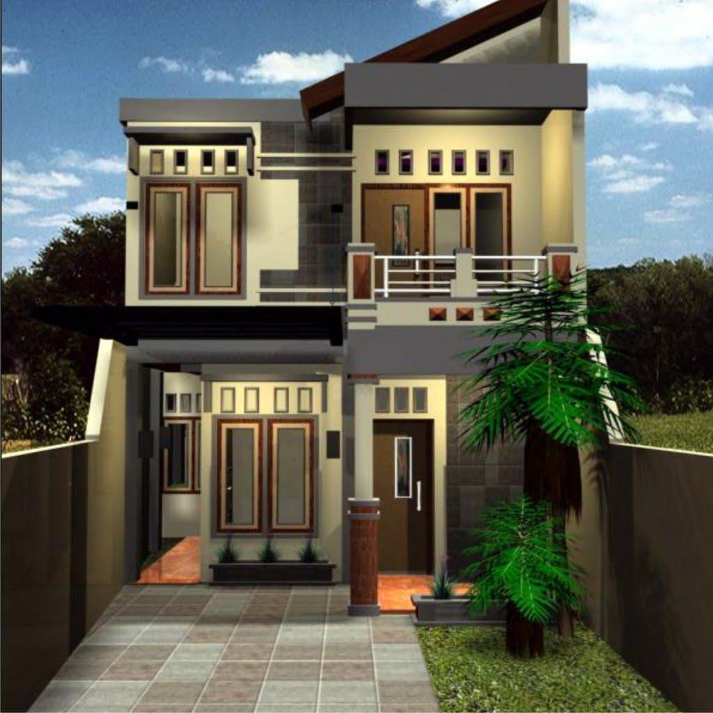 83 Model Desain Rumah Minimalis 2 Lantai Tangga Diluar Yang Belum Banyak Diketahui Deagam Design