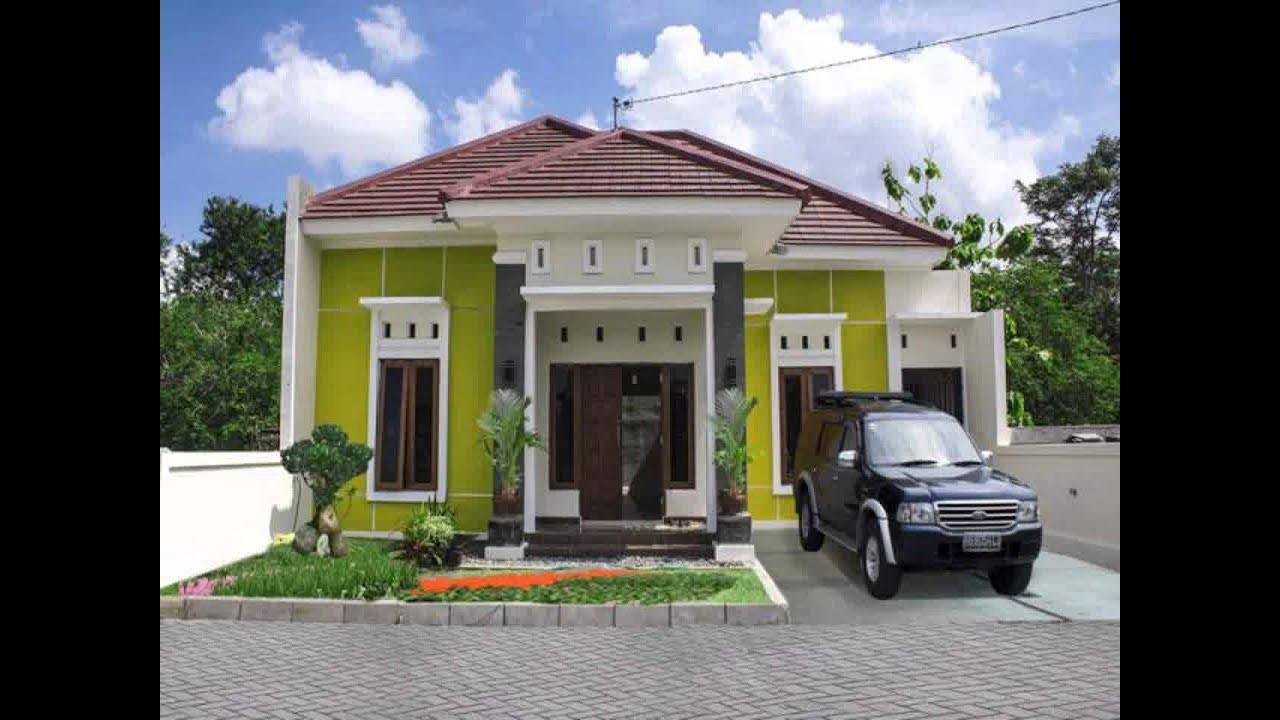 84 Arsitektur Desain Rumah Minimalis 1 Lantai Cantik Terpopuler Yang Harus Kamu Tahu Deagam Design