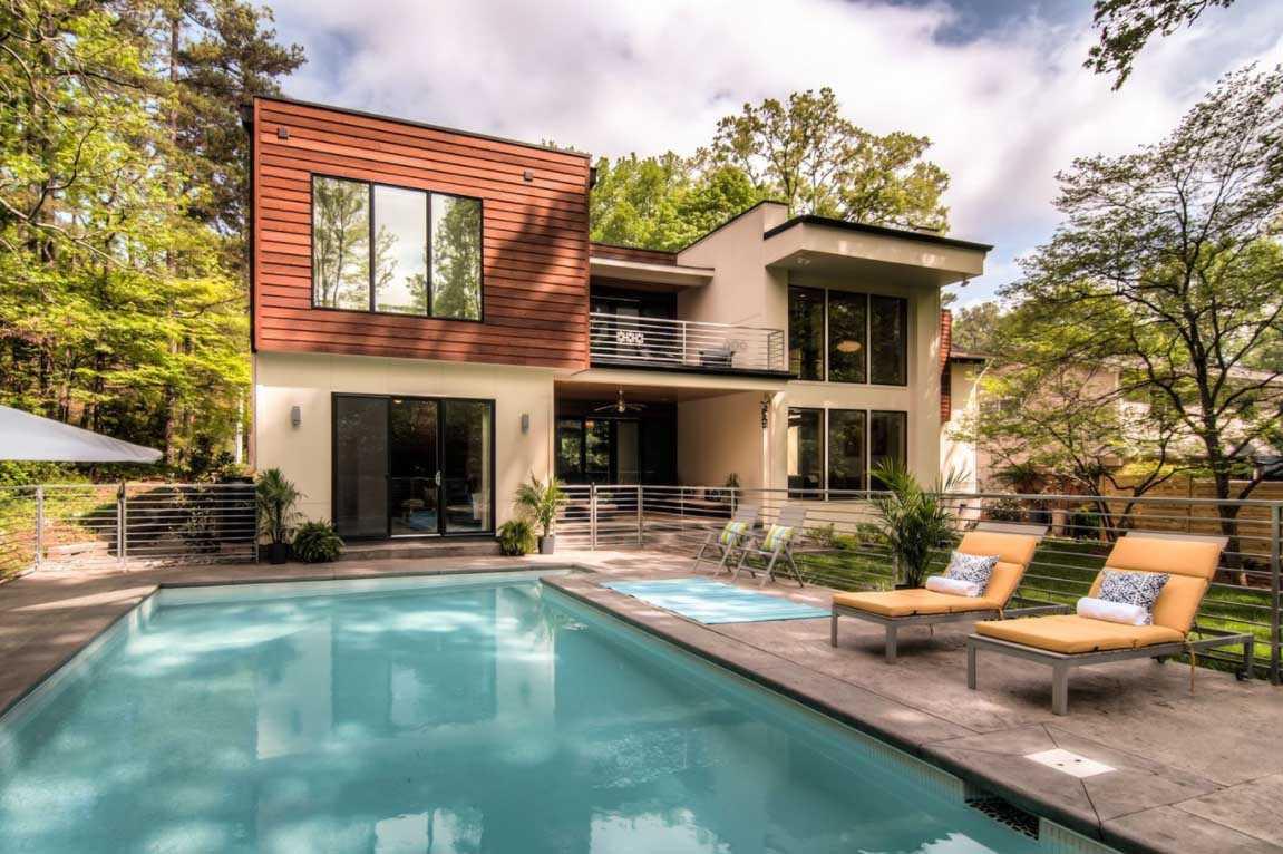 84 Kumpulan Desain Rumah Mewah Dengan Kolam Renang Paling Banyak di Cari