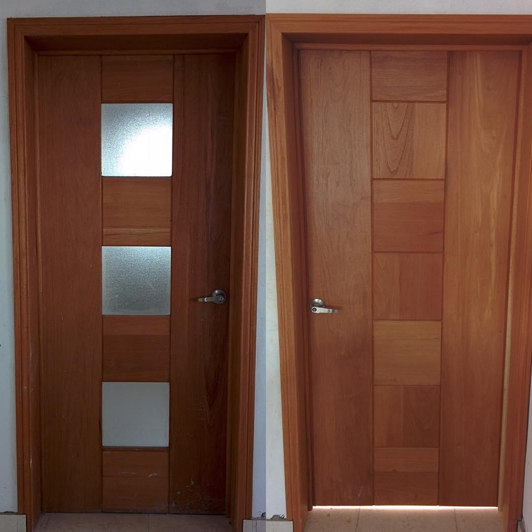 85 Arsitektur Desain Pintu Utama Rumah Minimalis 2019 ...
