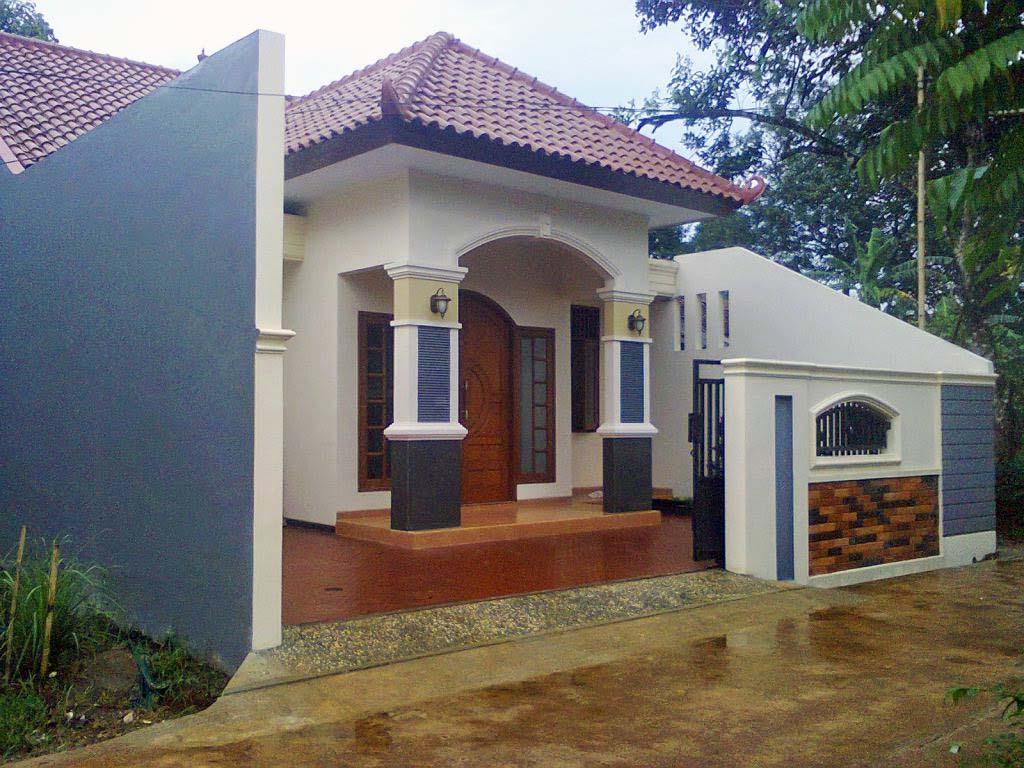 85 Contoh Desain Teras Rumah Indonesia Minimalis Paling Banyak Di Minati Deagam Design
