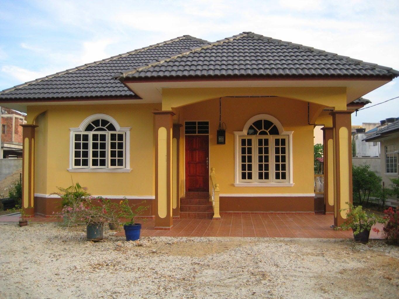 85 Foto Desain Rumah Modern Kampung Paling Banyak di Minati