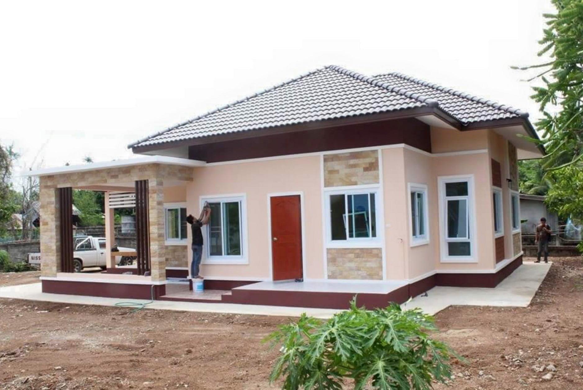 88 Gambar Desain Rumah Bungalow Modern Terbaru Dan Terlengkap Deagam Design