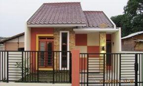 92 Arsitektur Desain Model Rumah Sederhana Modern 1 Lantai Paling Banyak di Minati
