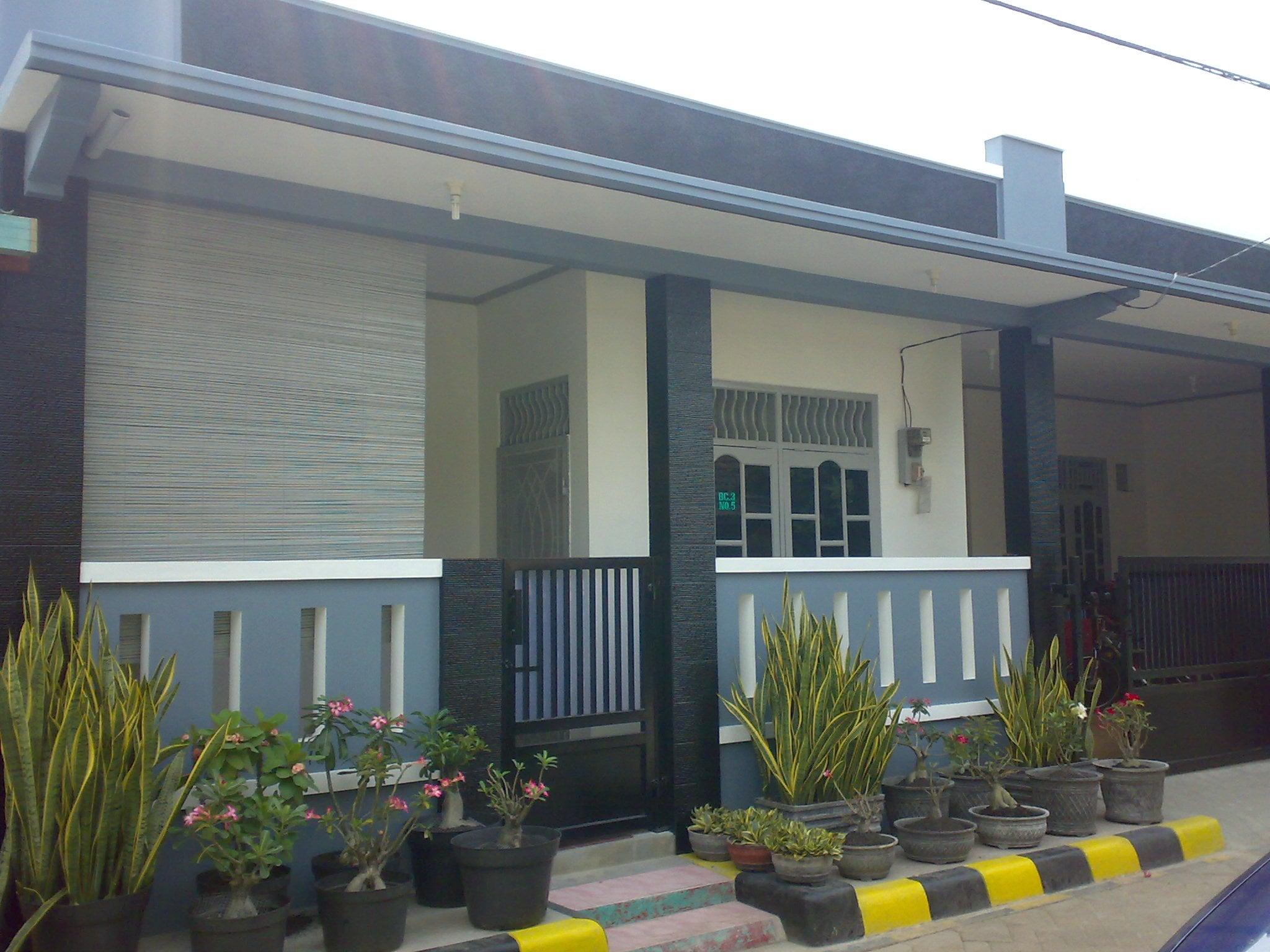92 Model Desain Atap Luar Rumah Paling Terkenal
