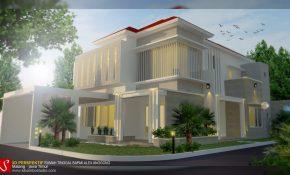92 model desain rumah minimalis 2 lantai di hook yang