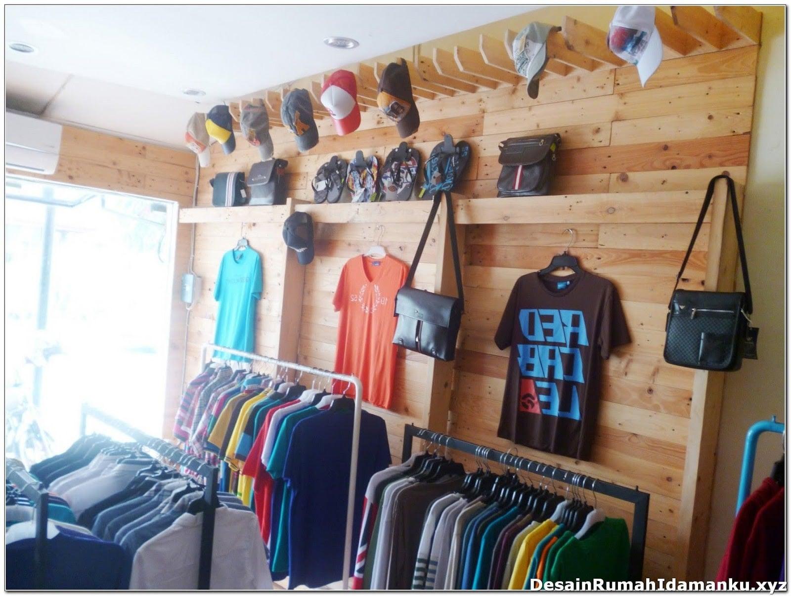 93 Ide Desain Toko Baju Anak Di Rumah Terbaru Dan Terlengkap