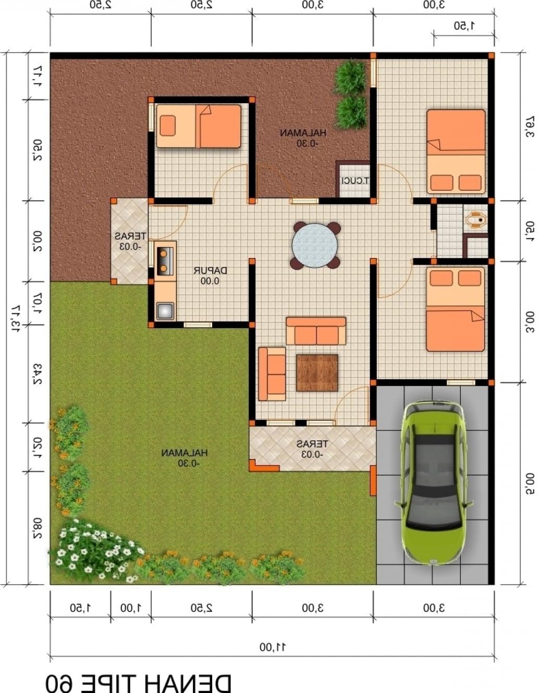 Desain Rumah Sederhana 3 Kamar 1 Lantai Archives Deagam Design