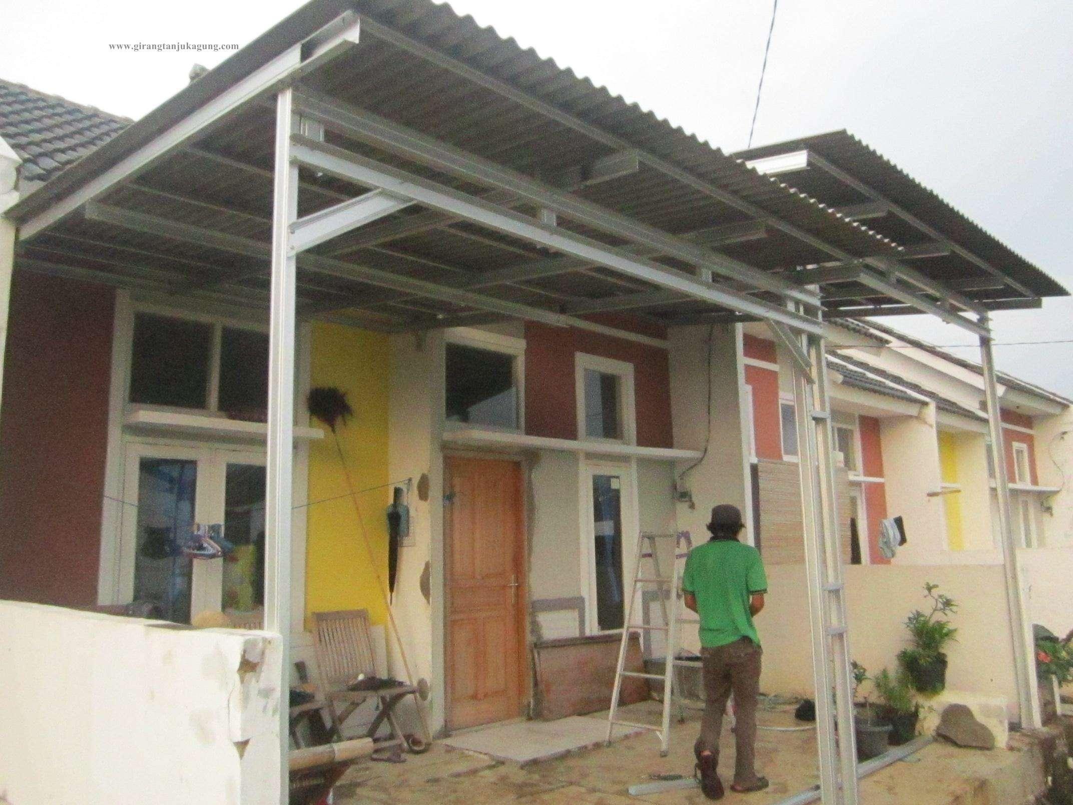 96 Foto Desain Atap Rumah Asbes Paling Banyak Di Minati Deagam