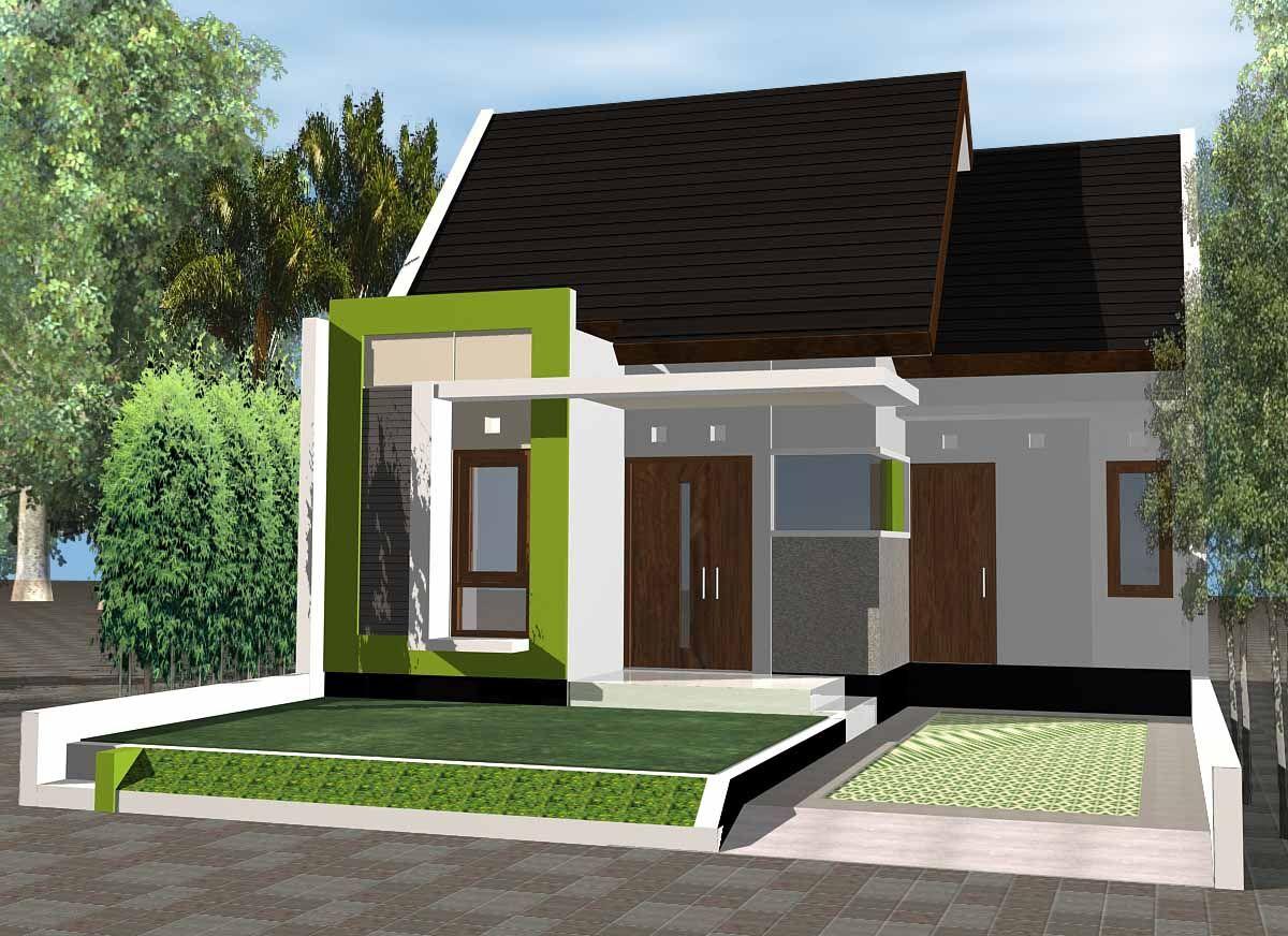 96 Ide Desain Model Rumah Minimalis Tampak Depan 1 Lantai Yang Belum Banyak Diketahui
