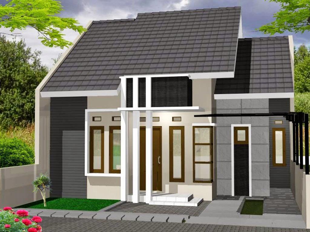 28+ Top Gambar Rumah Minimalis Cat Abu2 Terbaru - Desain Rumah